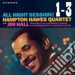 All night session! 1-3 cd musicale di Hampton Hawes