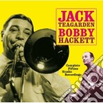 Jack Teagarden / Bobby Hackett - Complete Fifties Studio Recordings cd musicale di Hack Teagarden jack