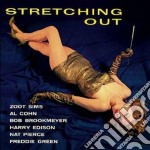 Bob Brookmeyer / Zoot Sims - Stretching Out / Kansas City Revisited cd musicale di Sims zoot Brookmeyer bob