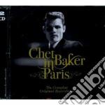 In paris: the complete original recordin cd musicale di Chet Baker
