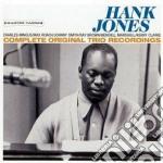 Hank Jones - The Complete Original Trio Recordings cd musicale di Jones Hank