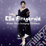 Wishes you a swinging christmas cd musicale di Ella Fitzgerald