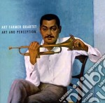 Art (+ perception) cd musicale di Art Farmer