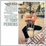 Tony Perkins - Tony Perkins / On A Rainy Afternoon cd musicale di Tony Perkins