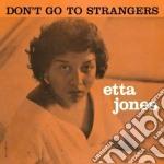 Etta Jones - Don't Go To Strangers / Something Nice cd musicale di Etta Jones