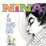 Nina Simone - At The Village Gate cd musicale di Nina Simone