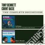 Tony Bennett / Count Basie - The Complete Recordings cd musicale di Basie Bennett tony