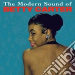 Betty Carter - The Modern Sound Of / Out There cd musicale di Betty Carter
