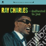 (LP VINILE) Dedicated to you [lp] lp vinile di Ray Charles