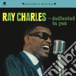 (LP VINILE) Dedicated to you [lp] lp vinile di Ray Charles