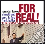 Hampton Hawes - For Real - The Complete Session cd musicale di Hampton Hawes
