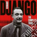 The complete trios cd musicale di Django Reinhardt
