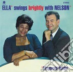 (LP VINILE) Ella swings brightly with nelson riddle lp vinile di Ella Fitzgerald