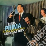 The king of jumpin' swing cd musicale di Louis Prima