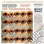 The trombones inc. cd musicale di Clev Brookmeyer bob