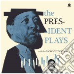 (LP VINILE) The president plays with the oscar peter lp vinile di Lester Young