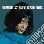 Plays for lovers cd musicale di The modern jazz quar