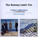 A tribute to clifford brown (+ never on cd musicale di Ramsey Lewis
