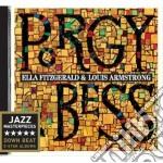 Ella Fitzgerald / Louis Armstrong - Porgy & Bess cd musicale di Arm Fitzgerald ella