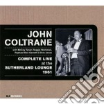 Complete live - at the sutherland lounge cd musicale di John Coltrane
