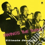 (LP VINILE) Swing's the thing [lp] lp vinile di Illinois Jacquet
