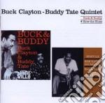 Buck Clayton / Buddy Tate - Buck & Buddy / Blow The Blues cd musicale di Tate b Clayton buck