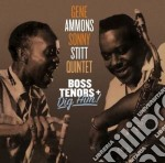 Boss tenors (+ dig sim) cd musicale di Sonny s Ammons gene