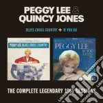 Peggy Lee / Quincy Jones - Blues Cross / If You Go cd musicale di Jones qui Lee peggy