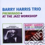 Barry Harris - Preminado / At The Jazz Workshop cd musicale di Barry Harris