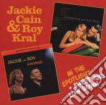 In the spotlight (+ sweet and low down) cd musicale di Kral ro Cain jackie