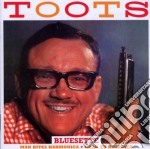 Toots Thielemans - Man Bites Harmonica / Road To Romance cd musicale di Toots Thielemans