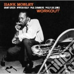 Hank Mobley - Workout / Hank Moebly Quartet cd musicale di Hank Mobley