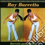 Ray Barretto - Barretto Para Bailar cd musicale di Ray Barretto