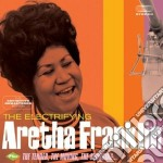 The electrifying (+ the tender, the movi cd musicale di Aretha Franklin