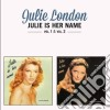 Julie is her name vol. 1 & vol. 2