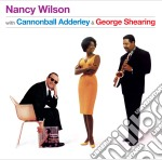 (LP VINILE) With cannonball adderley & george sheari lp vinile di Nancy Wilson