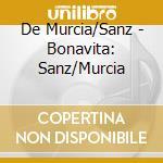 Danze per chitarra cd musicale di Rafael Bonavita