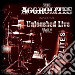 Unleashed live vol. 1 cd musicale di Aggrolites