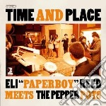 Time and place ep cd musicale di Pepper pots & eli pa