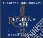 Republica Cafe Gold by Marco Fullone cd musicale di Artisti Vari