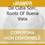 DE CUBA SON cd musicale di R.GONZALES/C.SEGUNDO
