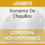 ROMANCE DE CHIQUILLOS cd musicale di AZUCAR BAND