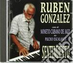SENTIMIENTO cd musicale di GONZALES RUBEN