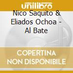 AL BATE cd musicale di SAQUITO NICO