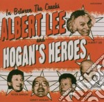 IN BETWEEN THE CRACKS cd musicale di ALBERT LEE & THE HOG