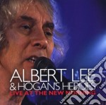 LIVE AT THE NEW MORNING cd musicale di ALBERT LEE & HOGAN'S HEROES