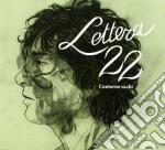 Lettera 22 - Contorno Occhi cd musicale di Lettera 22