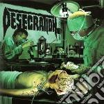 Desecration - Forensix cd musicale di Desecration