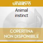 Animal instinct cd musicale di Iggy Pop