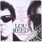 Lou Reed - Live In 1972 cd musicale di Lou Reed